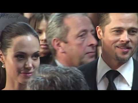 Angelina Jolie moving to London with Brad Pitts kids Yahoo7 Be   Yahoo7