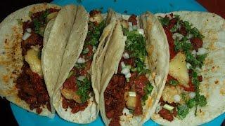 Como Hacer Tacos Al Pastor