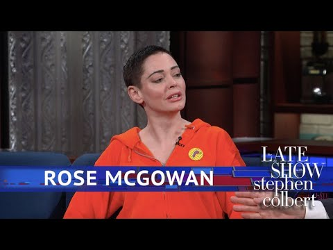 Rose McGowan Is Most Comfortable When Uncomfortable