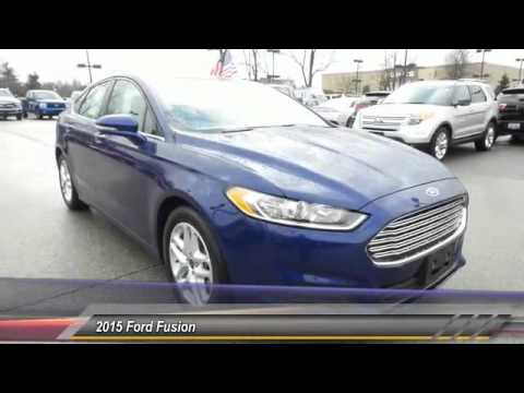 2015 Ford Fusion Louisville KY 6335