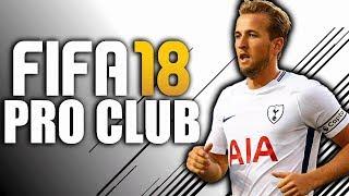 🏆 MICSODA HAJRÁ!! - FIFA 18   PRO CLUB