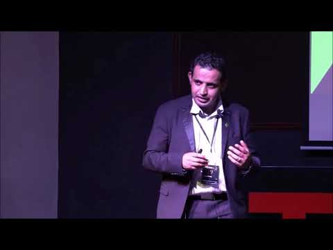 Amazing is what spreads | Mohammed Abdullah Alqahtani | TEDxPanjabUniversity