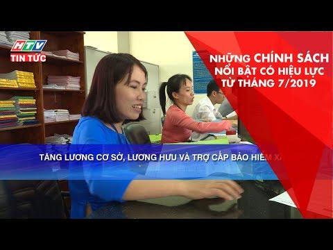 HTV TIN TỨC | TP.HCM TĂNG MỨC HỖ TRỢ VAY MUA NHÀ | 1/7/2019