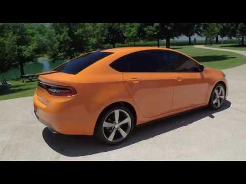 Hd Video 2017 Dodge Dart Gt Header Orange For Used Info Www Sunsetmotors Com