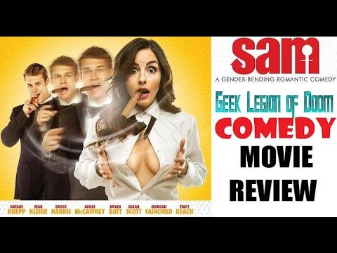 SAM ( 2016 Natalie Knepp ) Gender / Body Swap Comedy Movie Review