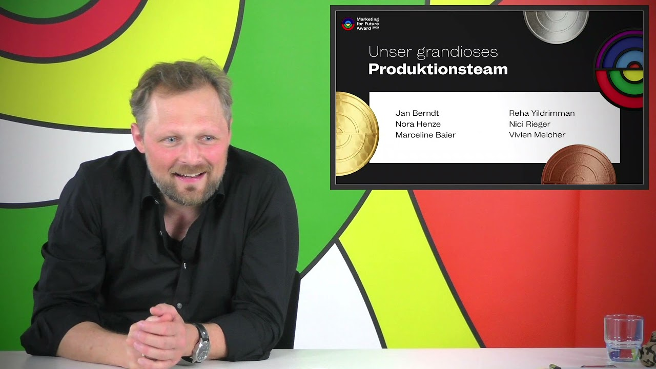 M4F Award Show 2021 - Verabschiedung
