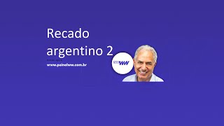 Recado argentino 2 - William Waack comenta