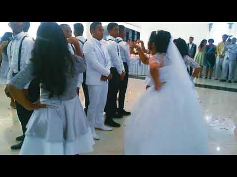 MARIAGE MALAGASY - Nanja & Nina - Chorégraphie par NAVIN