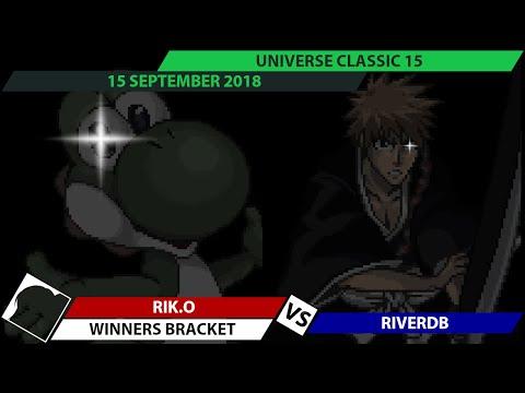 UC15 - Rik.O (Pichu, Yoshi) vs RiVerDB (Ichigo, Koopa) - SSF2 Beta Winners Bracket |
