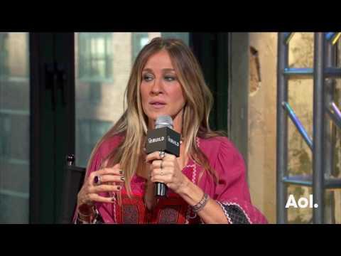 "Sarah Jessica Parker Discusses Her HBO Show, ""Divorce"" | BUILD Series"