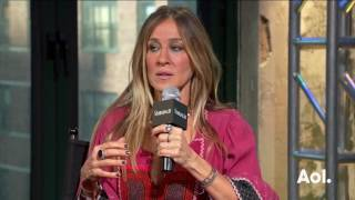 Sarah Jessica Parker Discusses Her HBO Show,