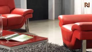 New York Modern 3 Pc Sofa Set Vgbnbo3807-red
