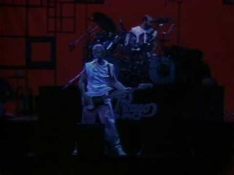 Chicago (band)- Along Comes a Woman LIVE (1984)