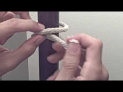 How to Tie 7 Basic Knots   The Art of Manliness