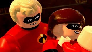 LEGO The Incredibles - UNDER MINED - Episode 2 - Happy Kids Games and Tv -1080p