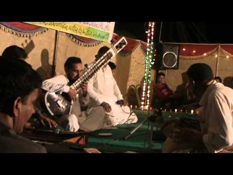 Raja Aurangzeb vs Nisar Bazmi - Dadyal Ajk Programme 2014