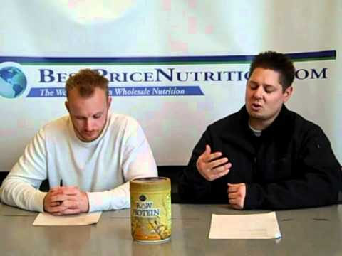 Garden of Life Raw Protein / Organic Protein Review Video