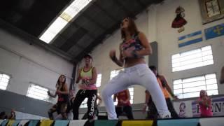 Master Class Karina Rocha, Zumba Fitness - Rosario- Ego  1080