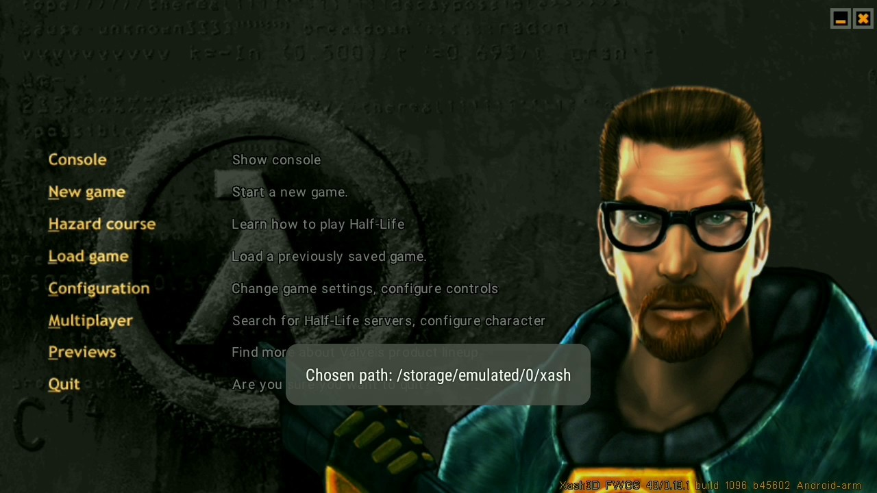 Half life apk and obb download | Half Life 2 v66 Full Apk