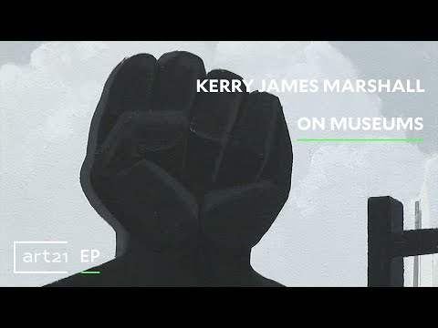 "Kerry James Marshall: On Museums | Art21 ""Extended Play"""