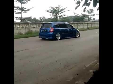 Modifikasi Honda Jazz CEPER!!  Static