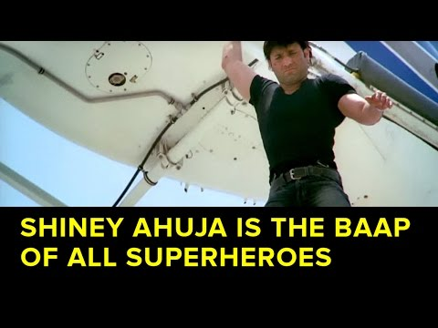 Shiney Ahuja Is The Baap Of All Superheroes