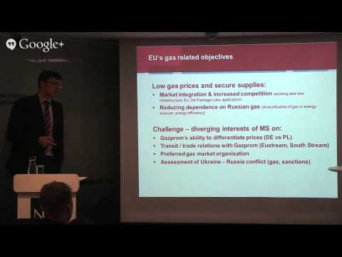 Rebalancing the EU-Russia-Ukraine Gas Relationship
