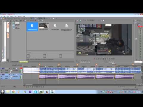 How To Edit Like a Hardcore Editor: Sony Vegas and After Effects Syncing