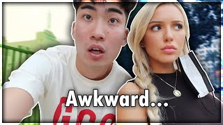 Meeting My Ex Girlfriend After 1 Year..