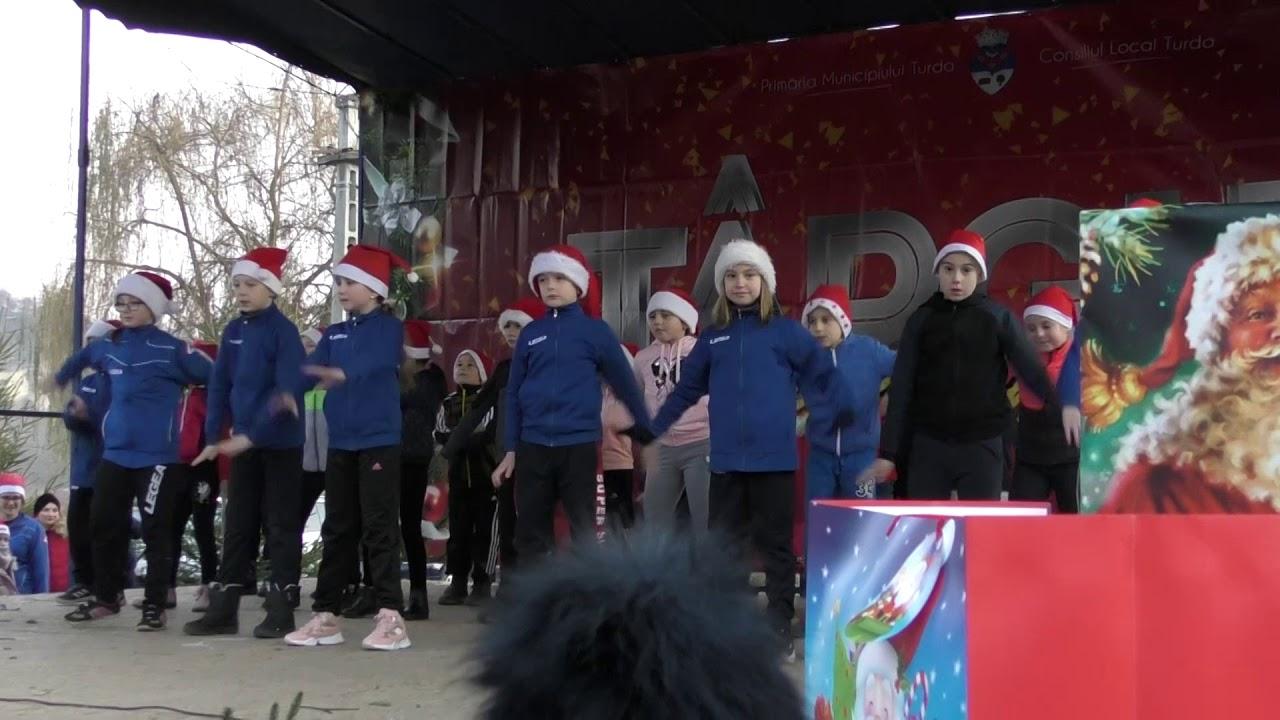 S-a inaugurat Târgul de Crăciun de la Turda (05.12.2019)