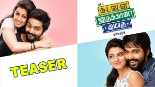 Download Hindi Video Songs - Kadavul Irukaan Kumaru | #KIK | Teaser 1 | GV Prakash Kumar, M. Rajesh | Latest Tamil Movie Teaser