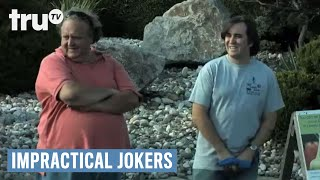 Impractical Jokers - Full Service Car Wash - DELETED SCENE!