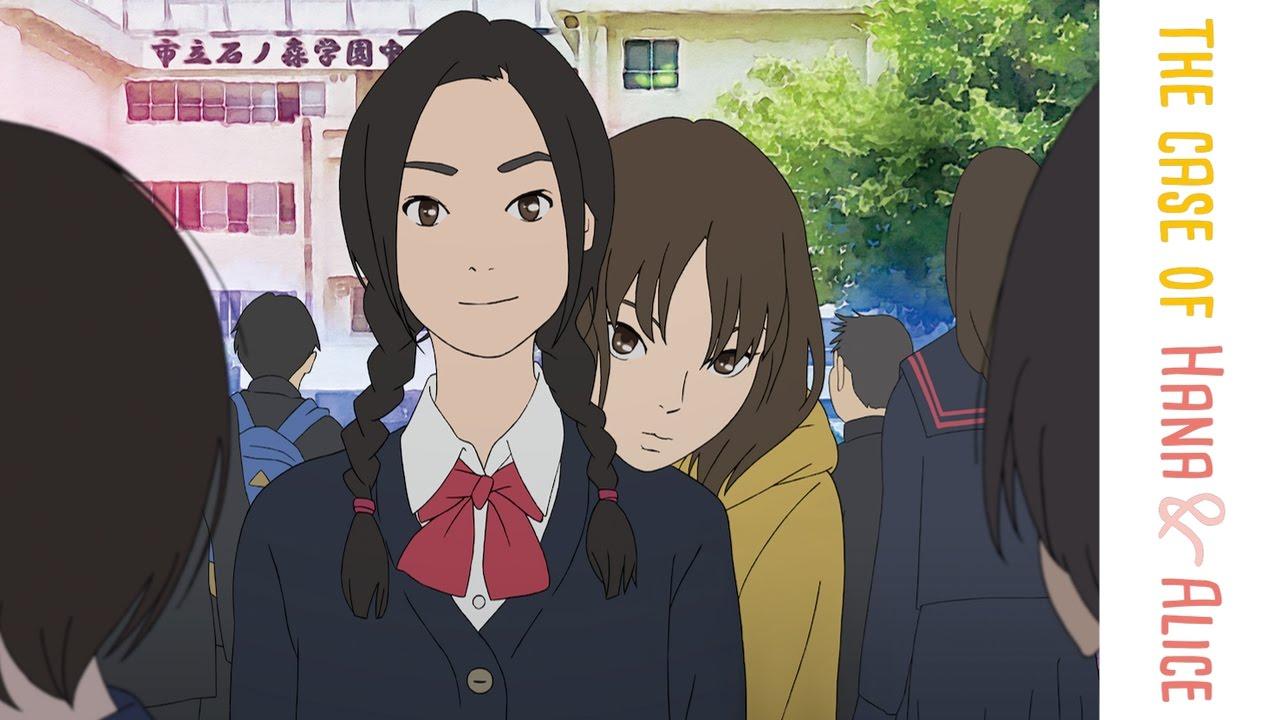 Resultado de imagen para The Case Of Hana & Alice