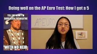 Video How I got a 5 on the AP Euro Test! download MP3, 3GP, MP4, WEBM, AVI, FLV Agustus 2018