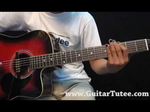 You Me At Six - Kiss And Tell, by www.GuitarTutee.com