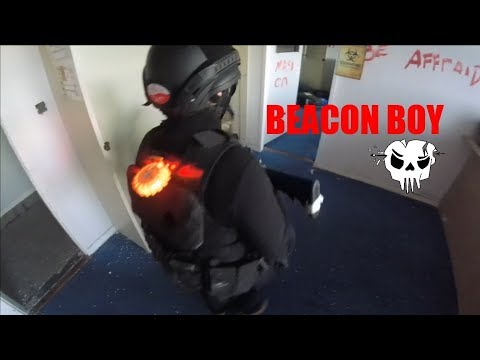 BEACON BOY - Tallaght CQB - 11/08/2017