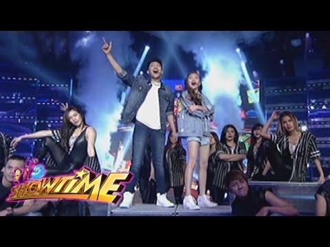 It's Showtime: Darren Espanto and AC Bonifacio's 'Kilometro' performance
