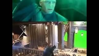 Как снимали Гарри Поттера. За кадром. As cast Harry Potter. Behind the scenes.