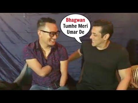Salman Khan Sweetest Video With Fan Thupten Tsering Will Melt Your Heart ♥ Mp3