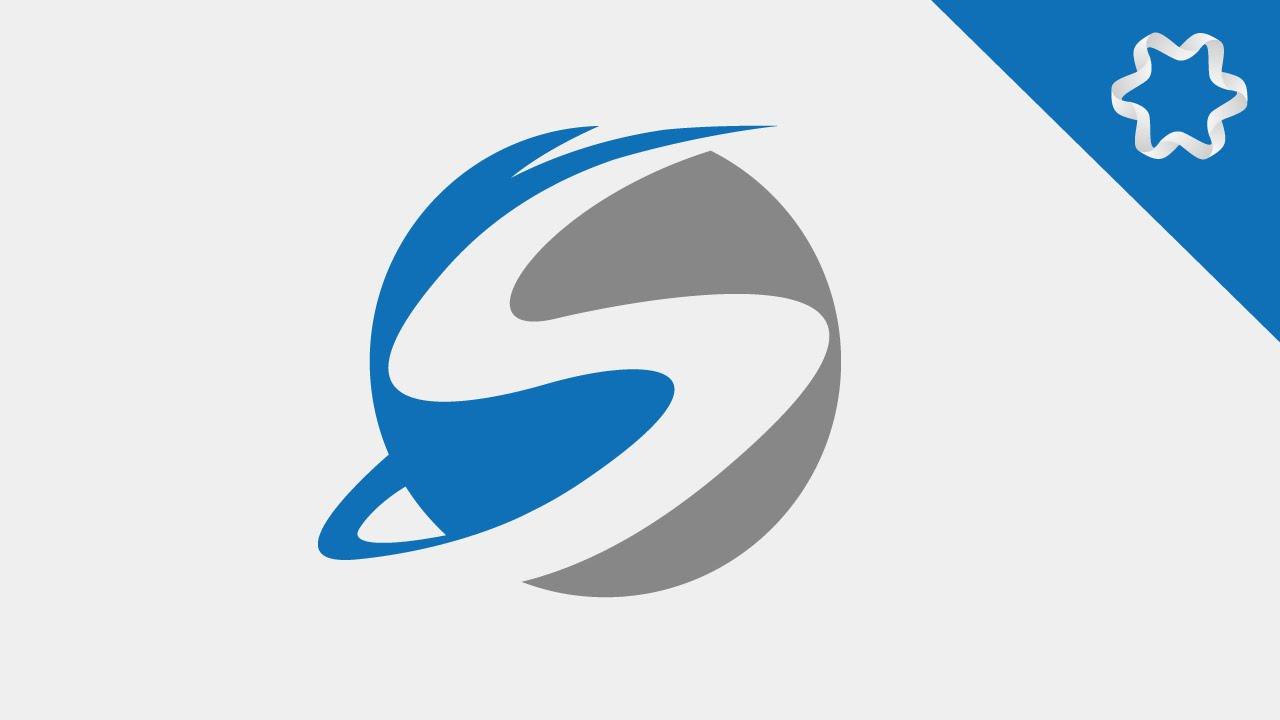 Illustrator Tutorial / How To Make Simple Letter Logo
