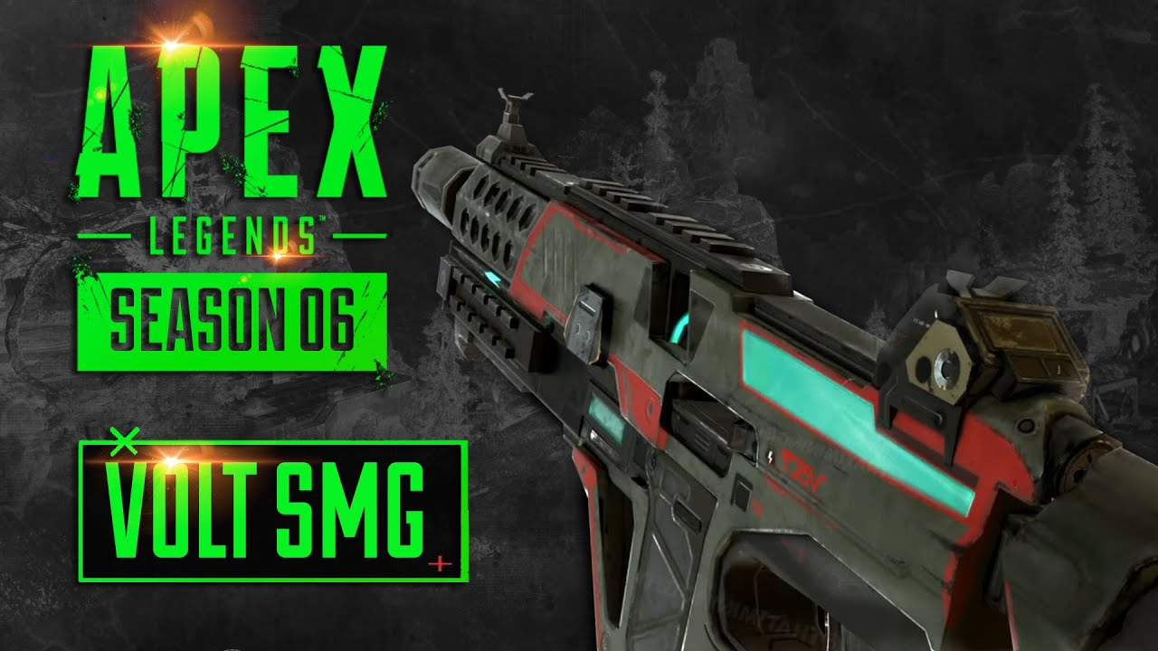 Volt SMG Season 6's New SMG or Another Bamboozle?!?! Apex Legends