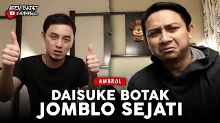 Wawancara dengan komedian jepang tentang Indonesia