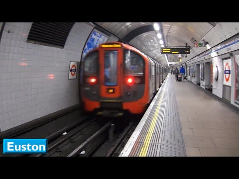 Euston | Victoria line : London Underground ( 2009 Tube Stock )