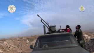 حلب - الخالدية    5 1 2016    التصدي للطيران الروسي بالمضادات الارضية