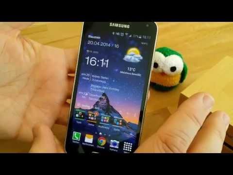 18 Minuten Tipps & Tricks zum Samsung Galaxy S5
