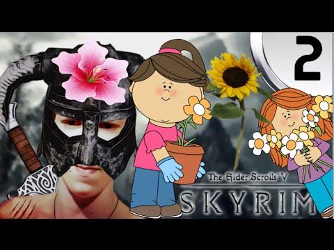Bloemen Meisje :$ - Skyrim Deel 2