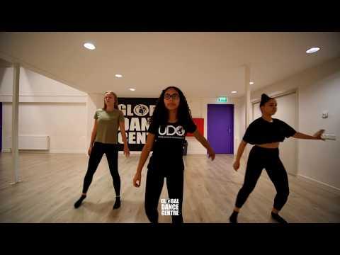 Marjan Boersma / Modern - Global Dance Centre Rotterdam - 2019