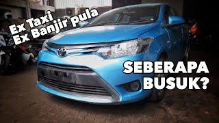 EX TAXI YANG EX BANJIR UNTUK LOMBA MODIFIKASI   Used Car Review
