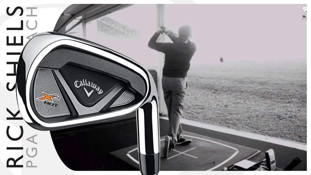 golf järnset test