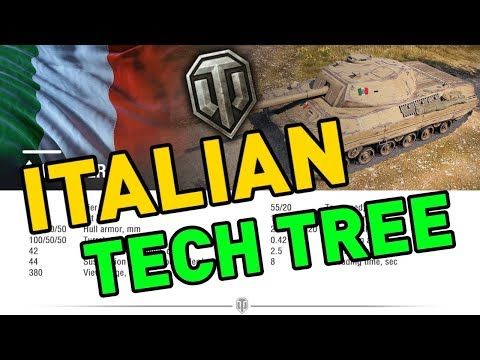 sneak-peek:-italian-medium-tech-tree!